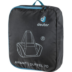 Deuter Aviant Duffel 70, black